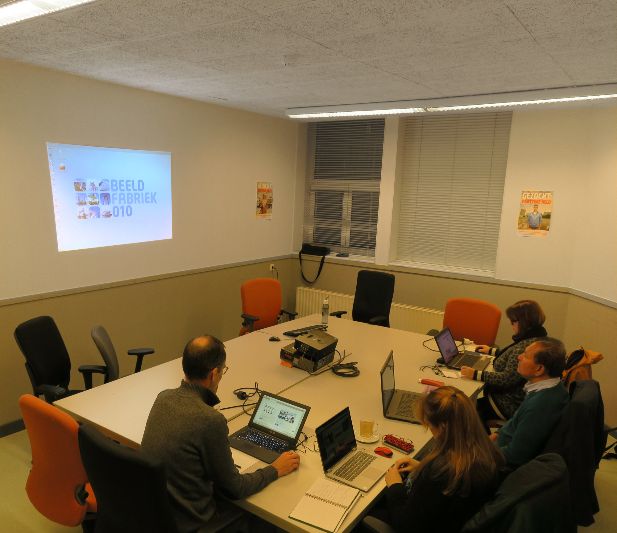 WordPress cursus Beeldfabriek010