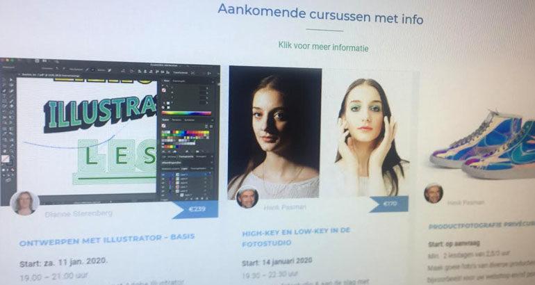Cursussen 2020 online