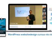 Online: Wordpress website cursus