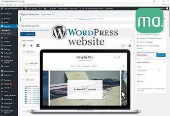 Cursus WordPress op de maandag