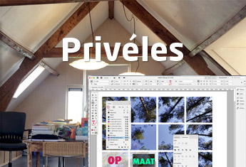 Privéless InDesign
