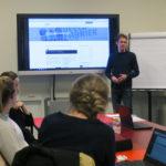 Nils Hilbers (Foto Fred van der Neut) WordPress cursus