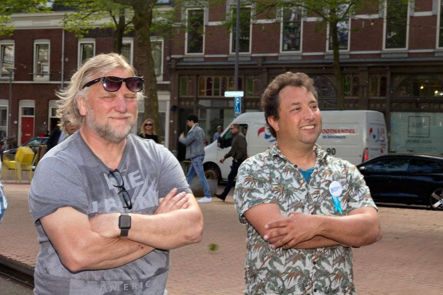 John Middelkoop en Quinten Smith (foto Henk Pasman)