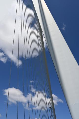 Erasmusbrug | Rondje Roffa